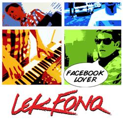 Lek Fonq Facebook Lover Digital EP