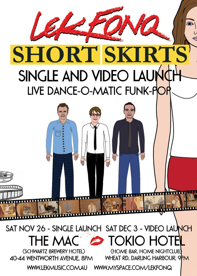Short Skirts Launch